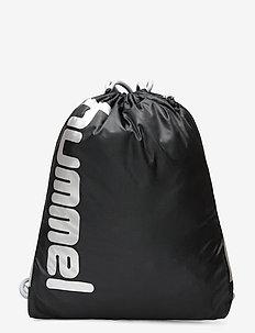AUTHENTIC CHARGE GYM BAG - trainingstassen - black