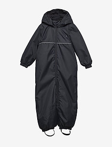 HMLCARLO SNOW SUIT - DARK NAVY