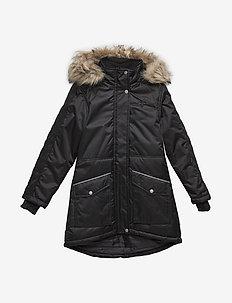 HMLSELINA COAT - puffer & padded - black