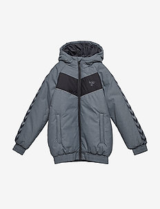 HMLTOMMY JACKET - puffer & padded - stormy weather