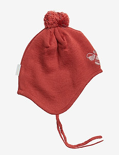 HMLDODO HAT - hats - mineral red