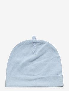 HMLBABY BEE HAT - beanies - blue fog