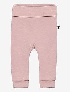 HMLBABY PANTS - sports pants - burnished lilac