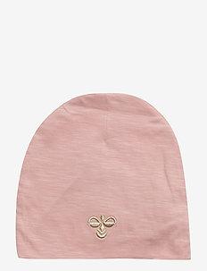 HMLHEA HAT - chapeaux - mellow rose