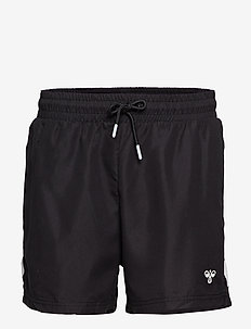 HMLRENCE BOARD SHORTS - BLACK