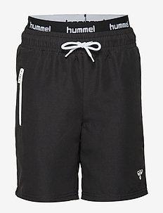 HMLBUTCH BOARD SHORTS - BLACK