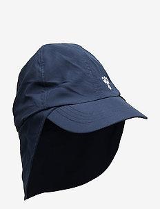 HMLCASEY HAT - BLACK IRIS