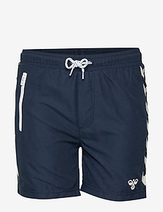 HMLLIAM BOARD SHORTS - BLACK IRIS