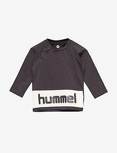 MHLLANE T-SHIRT L/S - BLACK