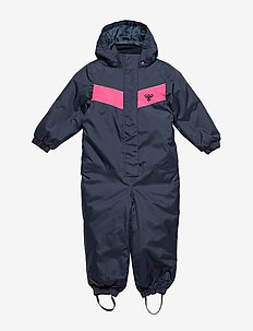 HMLALEXIA SNOWSUIT - OUTER SPACE
