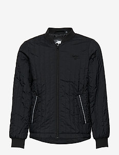 HMLREED JACKET - BLACK