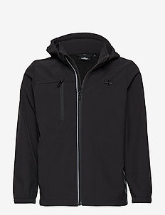HMLCHRISTER JACKET - thermo jacket - black