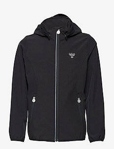 HMLNORA JACKET - kurtka softshell - black