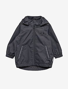 HMLBASSA JACKET - EBONY