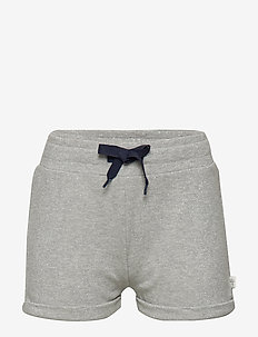 HMLINEZ SHORTS - SILVER GREY