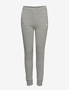 HMLJULES PANTS - GREY MELANGE