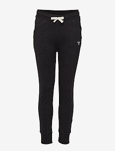 HMLEGGERT PANTS - BLACK