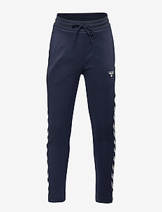 HMLKICK PANTS - sweatpants - black iris