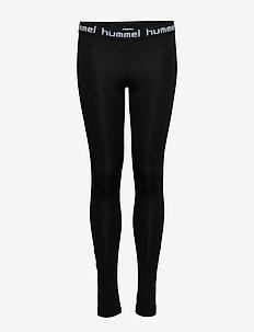 HMLTONA TIGHTS - leggings - black