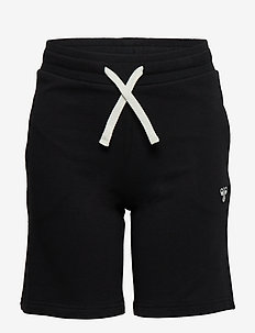 HMLBASSIM SHORTS - BLACK