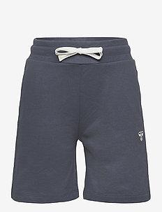 HMLBASSIM SHORTS - shorts - ombre blue