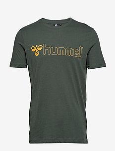 HMLLUKE T-SHIRT S/S - URBAN CHIC