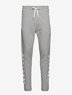 HMLRAY PANTS - GREY MELANGE