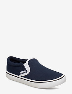 SLIP-ON JR - BLACK IRIS