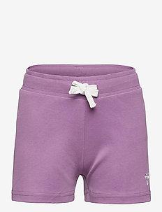 HMLNILLE SHORTS - sportsshorts - chinese violet