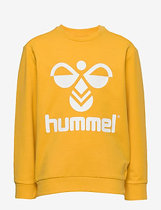 HMLDOS SWEATSHIRT - GOLDEN ROD