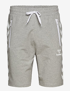 HMLRAY SHORTS - chaussures de course - grey melange
