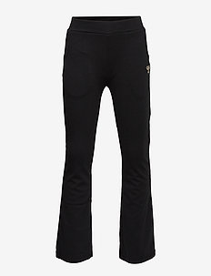 hmlEMMA PANTS - spodnie dresowe - black