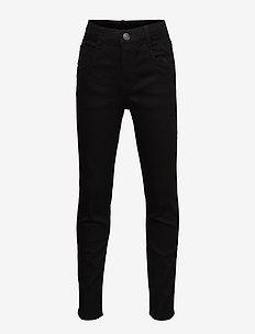 hmlFIVE PANTS - BLACK DENIM