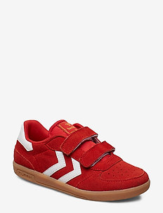 VICTORY SUEDE INFANT - POINSETTIA