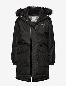 hmlLISE COAT - BLACK