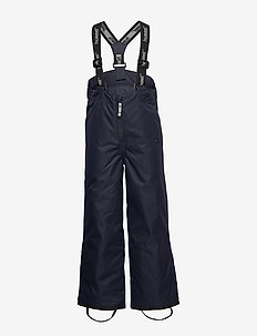 hmlTHOR SKIPANTS - winter trousers - dark navy