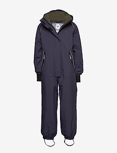hmlPOWDER SNOWSUIT - snowsuit - graphite