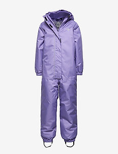hmlSOUL SNOWSUIT - snowsuit - aster purple