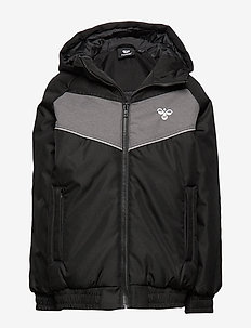 hmlBOND JACKET - BLACK