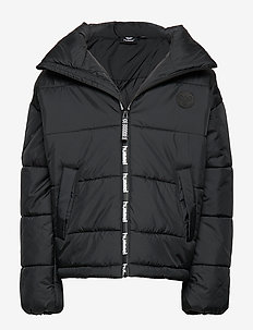 hmlNORTH JACKET - BLACK