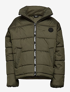 hmlNORTH JACKET - OLIVE NIGHT