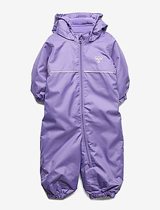 hmlSNOOPY SNOWSUIT - snowsuit - aster purple