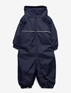 hmlSNOOPY SNOWSUIT - BLACK IRIS