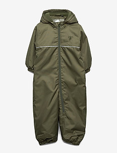 hmlSNOOPY SNOWSUIT - snowsuit - olive night