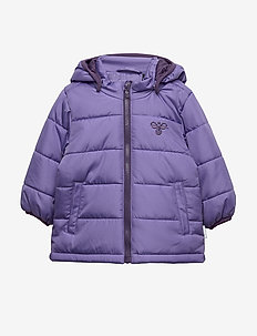 hmlFUTTE JACKET - ASTER PURPLE