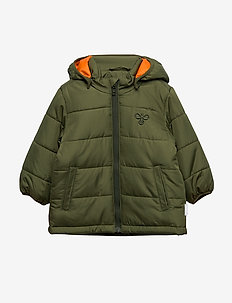 hmlFUTTE JACKET - OLIVE NIGHT