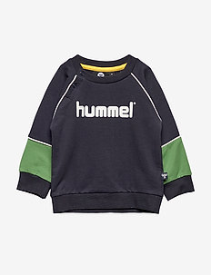 hmlJET SWEATSHIRT - DARK NAVY
