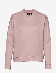 hmlJUNA SWEATSHIRT - BURNISHED LILAC