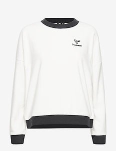 hmlALMA SWEATSHIRT - ANTIQUE WHITE