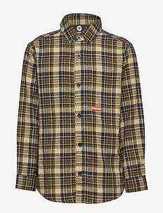 hmlVIGGO SHIRT - OLIVE NIGHT
